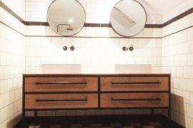 Badkamer jaren '30
